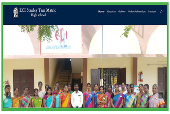 ECI Stanley Tam Matriculation Higher Secondary School